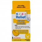 Homeolab Usa Kids Relief Allergy Banana 0.85 Fl Oz
