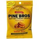 Pine Bros. Original Softish Throat Drops, Natural Honey- 32ct