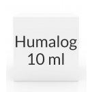 Humalog Insulin 100U/ml -10ml Vial