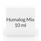Humalog Insulin Mix 50-50U/ml - 10ml Vial