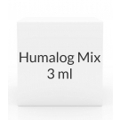 Humalog Insulin Mix 50-50U/ml KwikPen 3ml Cartridge - Box of 5 Cartridges