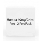 Humira 40mg/0.4ml Pen - 2 Pen Pack