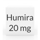 Humira 20mg/0.4ml Prefilled Syringe Kit - 2 Syringe Pack