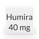 Humira 40mg/0.8ml Prefilled Syringe - 2 Syringe Pack