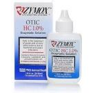 Zymox Otic Enzymatic Solution with Hydrocortisone- 1.25oz
