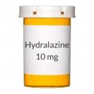 Hydralazine 10mg Tablets