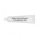 Hydrocortisone Butyrate 0.1% Ointment - 45g