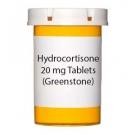Hydrocortisone 20 mg Tablets (Greenstone)
