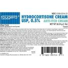 Hydrocortisone .5% Cream