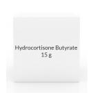 Hydrocortisone Butyrate 0.1% Cream- 15g