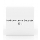 Hydrocortisone Butyrate 0.1% Ointment- 15g