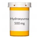 Hydroxyurea 500mg Capsules