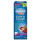 Hylands 4 Kids Cold n Cough Nighttime Grape Flavor Liquid - 4 fl oz