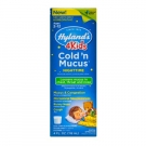 Hylands 4 Kids Cold n Mucus Nighttime Relief Liquid - 4 fl oz