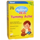 Hyland's 4Kids Tummy Ache Quick Dissolve Tablets - 50ct