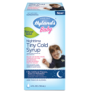 Hyland's Baby Nighttime Tiny Cold Syrup - 4oz