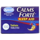 Hyland's Calms Forté Sleep Aid - 100ct