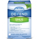Hyland's Defend Sinus Quick Dissolving Tablets - 40ct