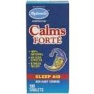 Hylands Calms Forte Sleep Aid Tablets 100ct