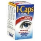 Icaps Eye Vitamin & Mineral Supplement Lutein & Zeaxanthin Tablet -