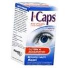 Icaps Vitamin Lutein & Zeaxanthin Formula Tablet - 120ct