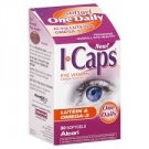 ICAPS® Eye Vitamin Lutein & Omega-3 Formula Softgels- 30ct
