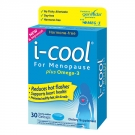 i-cool Menopause Dietary Supplement Tablets- 30ct