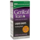 GenTeal Eye Drops Mild - 0.5 oz