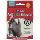 IMAK Arthritis Gloves Size Large - 1 pair