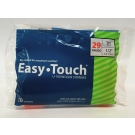 EasyTouch Insulin Syringe 29 Gauge, 1cc, 1/2