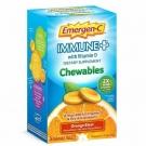 Emergen-C Immune+ with Vitamin D Chewables, Orange Blast- 42ct