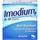 Imodium A-D Anti-Diarrheal Caplets- 36ct