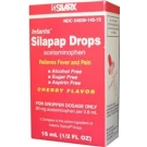 Infants' Silapap Drops Acetaminophen - 1 fl. oz.