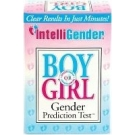 IntelliGender Boy or Girl Gender Prediction Test