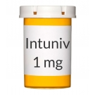 Intuniv Extended-Release 1 mg Tablets