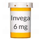 Invega ER 6mg Tablets