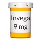 Invega 9mg Tablets
