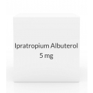 Ipratropium Albuterol 0.5mg/3mg/3ml (30 x 3ml Vial Box)