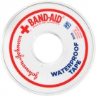 Johnson & Johnson BandAid Waterproof Tape - 1in x 10yd
