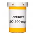 Janumet 50-500mg Tablets