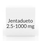 Jentadueto (Linagliptin / Metformin)  2.5-1000mg Tablets
