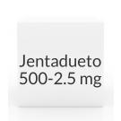 Jentadueto (Linagliptin / Metformin)  2.5-500mg Tablets