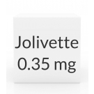Jolivette 0.35mg Tablets - 28 Tablet Pack