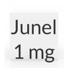 Junel 1mg-20mcg (21 Tablet Pack)