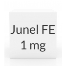 Junel FE 1mg-20mcg (28 Tablet Pack)