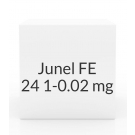 Junel FE 24 1-0.02mg Tablets- 28 Tablet Pack