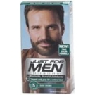 Just For Men Brush-In Mustache Beard & Sideburns Gel (Dark Brown) - 1oz