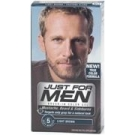 Just For Men Brush-In Mustache Beard & Sideburns Gel (Light Brown) - 1oz