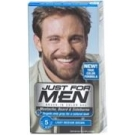 Just For Men Brush-In Mustache Beard & Sideburns Gel (Light/Medium Brown) - 1oz