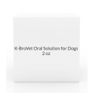 K-BroVet Oral Solution for Dogs- 2oz